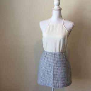 Vintage FP Mini Skirt